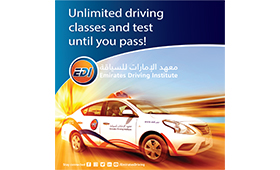Emirates Driving Institue Offer