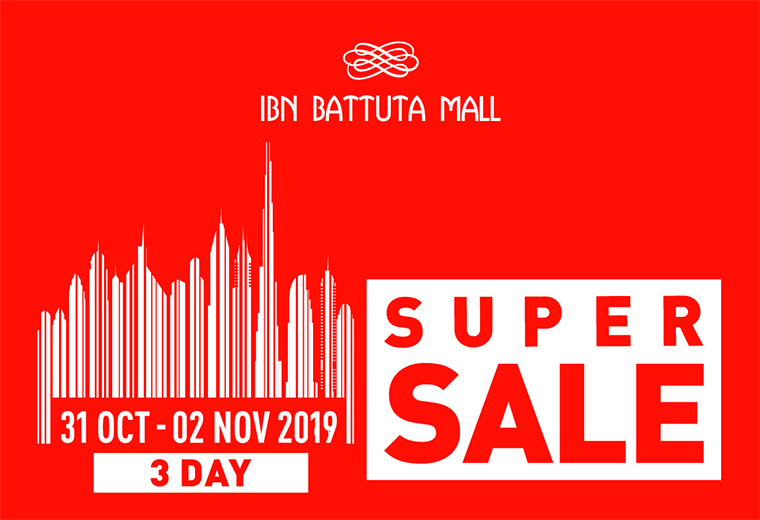 Dubai 3 Day Super Sale