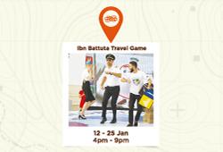 The Ibn Battuta Travel Game