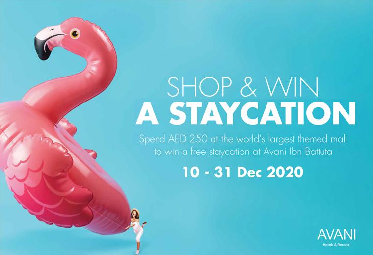 Win a staycation at AVANI Ibn Battuta this Festive Season