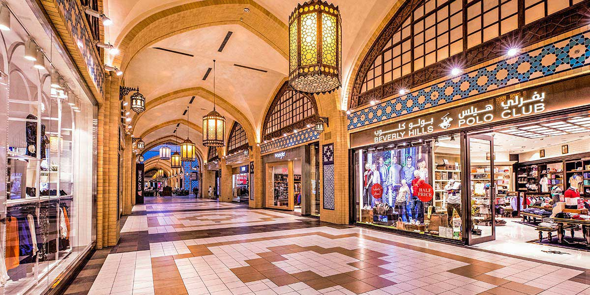 explore ibn battuta mall in the footsteps of the legendary arab explorer